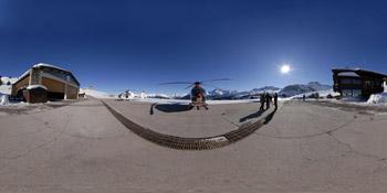 Liens panoramique 360° Courchevel