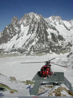 DZ du Requin Mont-Blanc