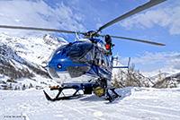 Fond écran hélicoptère du mois