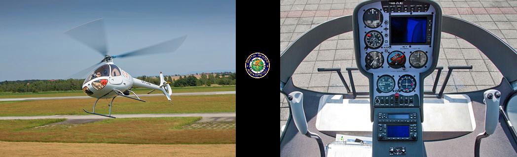 Certification hélicoptère Gimbal G2 par la FAA