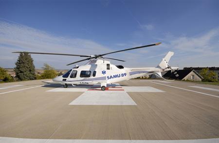 Agusta 109 Power Samu 89