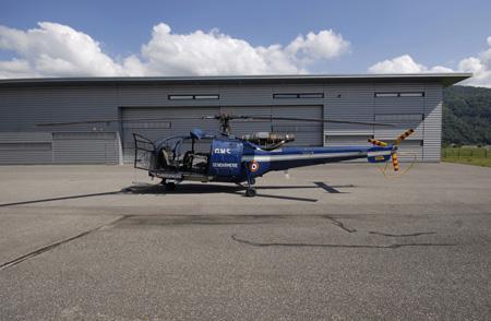 Aérospacial Alouette III SA 319 B