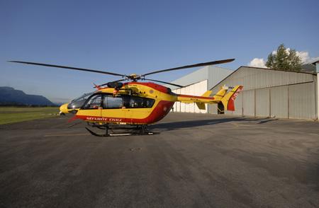 Eurocopter EC 145 Sécurité Civile