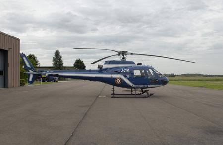 AS 350 BA SAG Gendarmerie