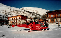 F-GJLD n° 2155. Lieux : Valloire