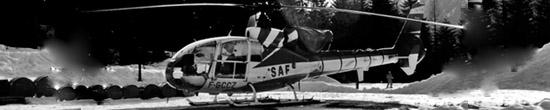 liens vers page Gazelle hélicoptère