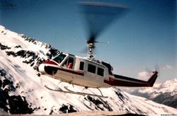 BELL 205 Le Tour Chamonix  AVIAGRI