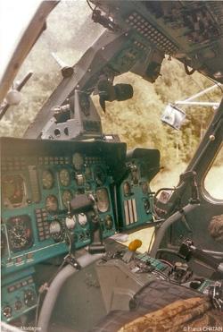 KAMOV  KA32 C Heliglobe finet - RA-31015 - St-Bonnet-en-Champsaur - France