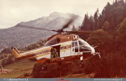 Puma SA 330 . F-BINS . Heli-UNION