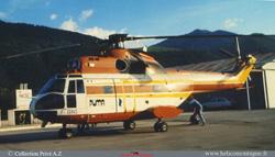 Puma SA 330 j . F-BINS . Heli-UNION