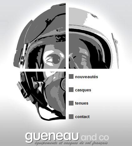 Casque Guéneau