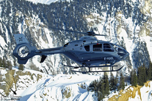 BELL 412 EP secours Alpin Italien HELOPS