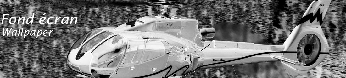 page wallpaper helicopter - fond écran hélicoptère