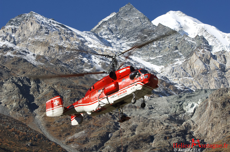 KAMOV KA 32 Heliswiss International Zermatt 2008