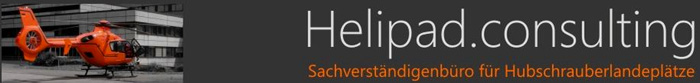 lien HELIPAD CONSULTING construction hélistation