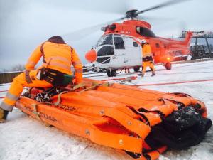 hélicoptère bombardier d'eau HBE lourd super puma FRANCE