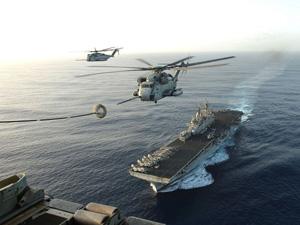 CH53 E US Marine
