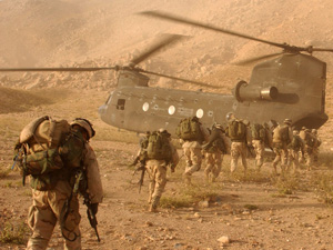 Chinook CH47 Afganistan US Army