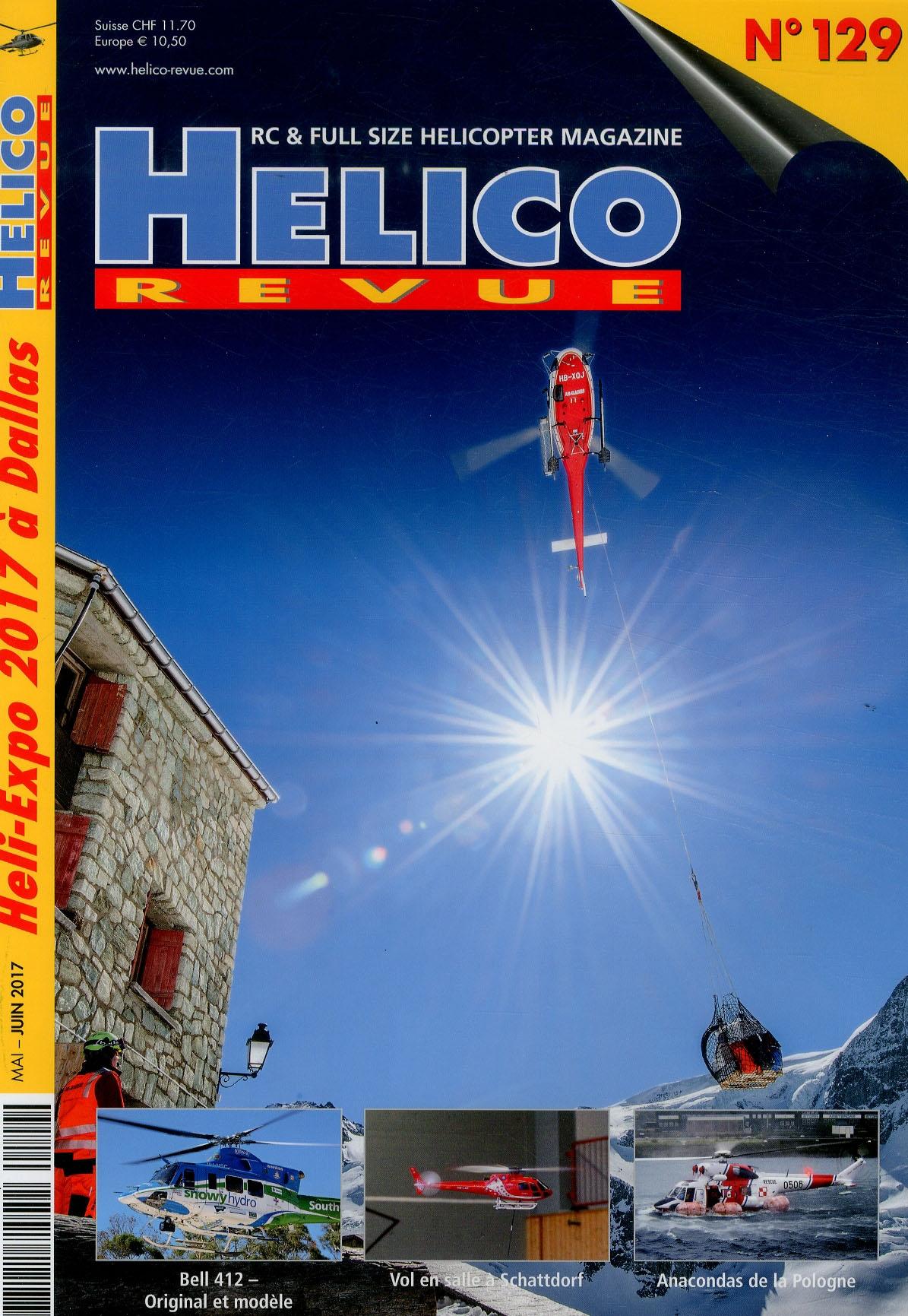 Helico revue magazine francophone sur l'hélicoptère - voilure tournate