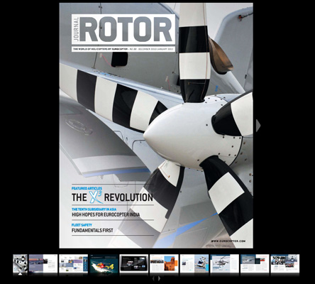 Eurocopter Rotor journal