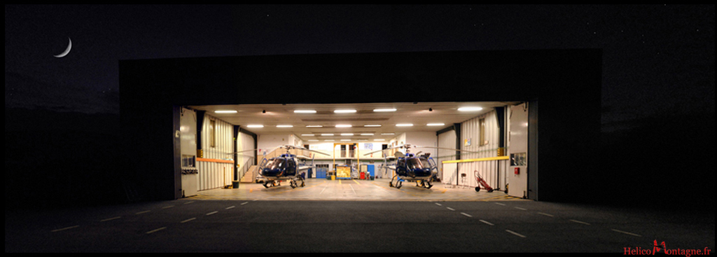 Hangar SAG Dijon - Dijon Longvic