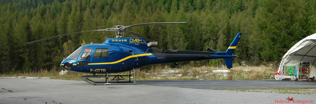 AS 350 B3 CMBH - Chamonix