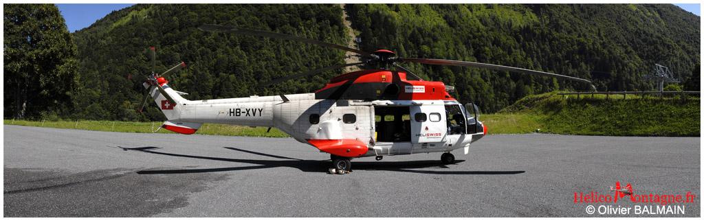 Eurocopter Super Puma AS 332 C1 - Savoie - France