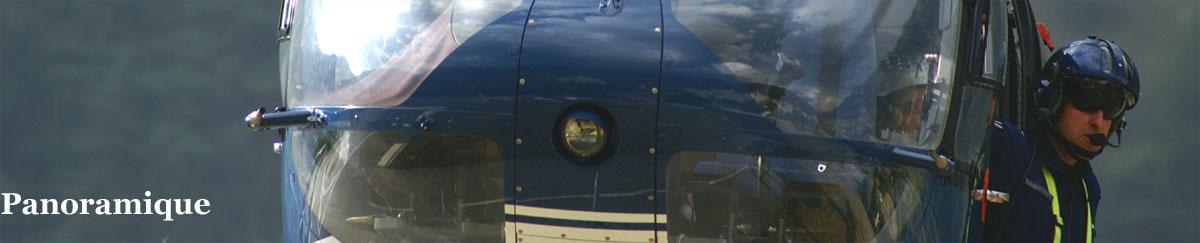 Helicomontagne - Photo panoramique hélicomptère