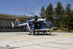 Choucas 04 EC145 F-MJBD Gendarmerie Base de Digne-Les-Bains