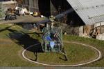 DJINN So 1221 rotor tournant vue de dessus de l'énorme rotor