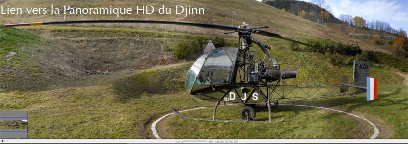 Lien vers la panoramique HD du djinn