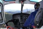 Vol vers la Bathie 73 avec l'écureuil F-HADE