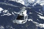 Ecureuil AS350 B2 - MBH Hélicoptères