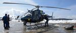 Ecureuil AS350 B3 HDF F-GUSE transport de personnel RTE