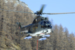 Super puma AS332M1 swiss air force