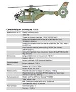 EC635 Doc caractéristique EC665 - H135 Airbus helicopters
