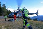 Transport de personnel avec Eagle Helicopter Valais