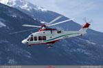 décollage de l'AB139 pour un secours