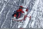EC135 T1 F-GOPG de retour de mission