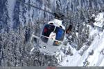EC135 T1 F-GMON équipé treuil