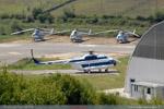 MIL MI 8 et Harbin Z5 base militaire de Farke Albanie