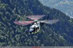 Ecureuil AS 350 B3 F-HEIN JSHS positionnement de la charge