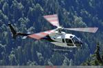 Ecureuil AS 350 B3 F-HEIN JSHS dans la vallée de la Maurienne