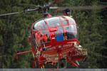 Alouette III Securite civile Chamonix