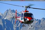 AS 350 B3 Ecureuil - SAF hélicoptères - Mission levage Aérien SAVOIE