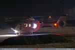EC 135 T1 F-GSMU SAMU 38-69 décollage nocturne