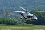 Hélicoptère tour de France 2006 - AS 355 N . HDF