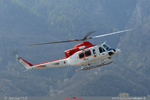 Bell 412 Helops Italie