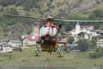 EC 135 Air Zermatt - Suisse