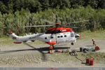 Super Puma region de Chamonix